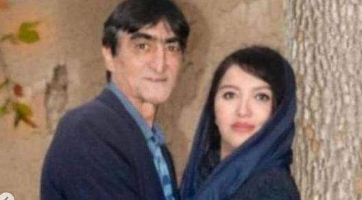 ناصر محمدخانی و همسرش سپیده فکوری