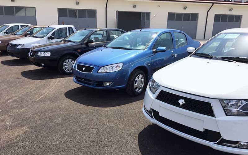 بازار خودرو قیمت خودرو