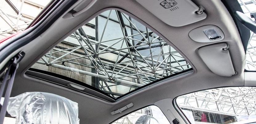 تولید پژو 207 سقف شیشه ای پانوراما آغاز شد
