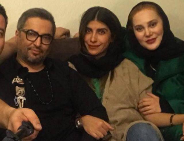 شبنم کمانگر همسر مهرداد میناوند + عکس