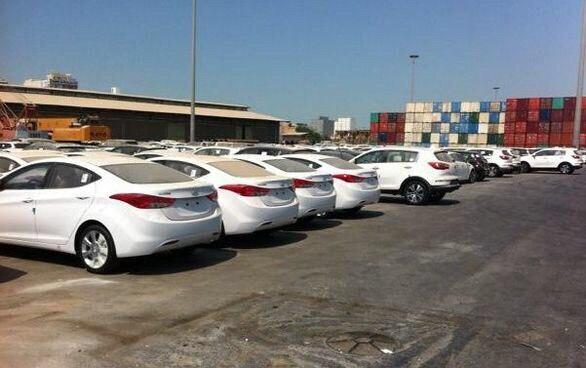 واردات خودرو گمرک
