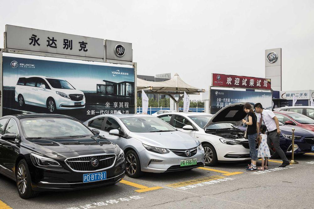 بازار خودرو چین