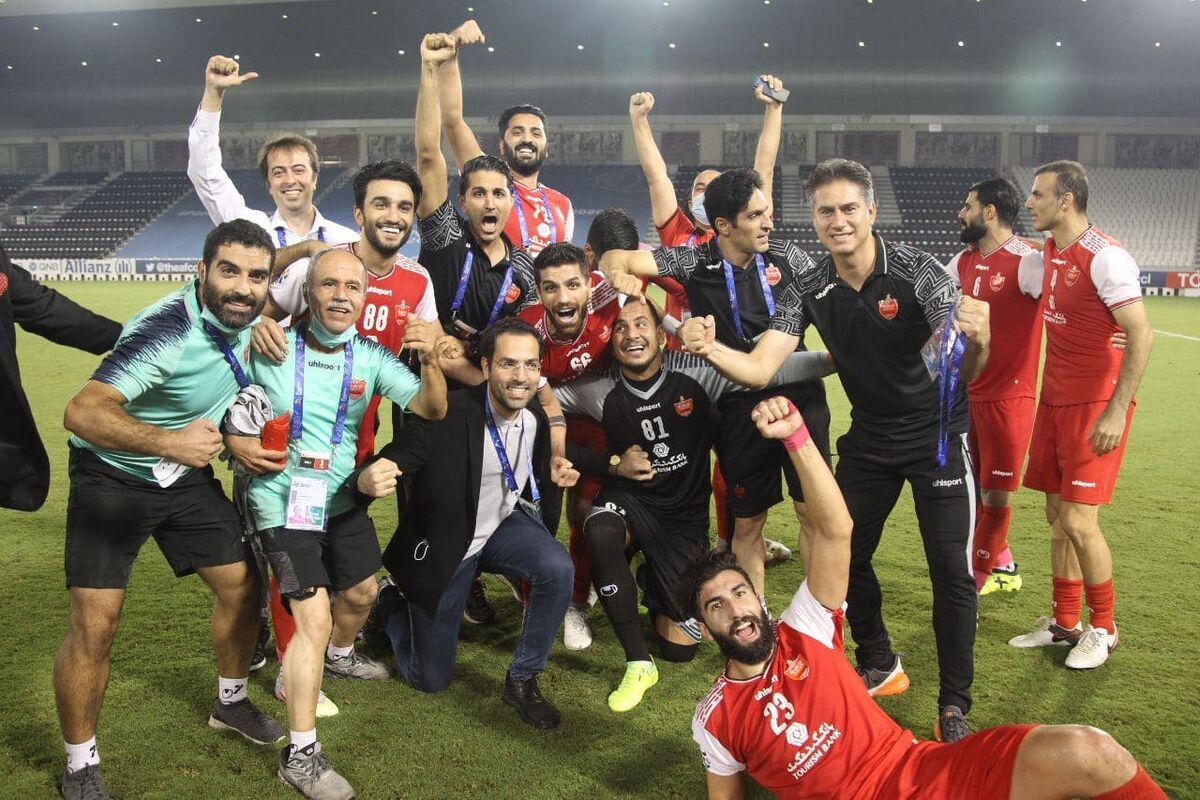 صعود پرسپولیس به فینال لیگ قهرمانان آسیا