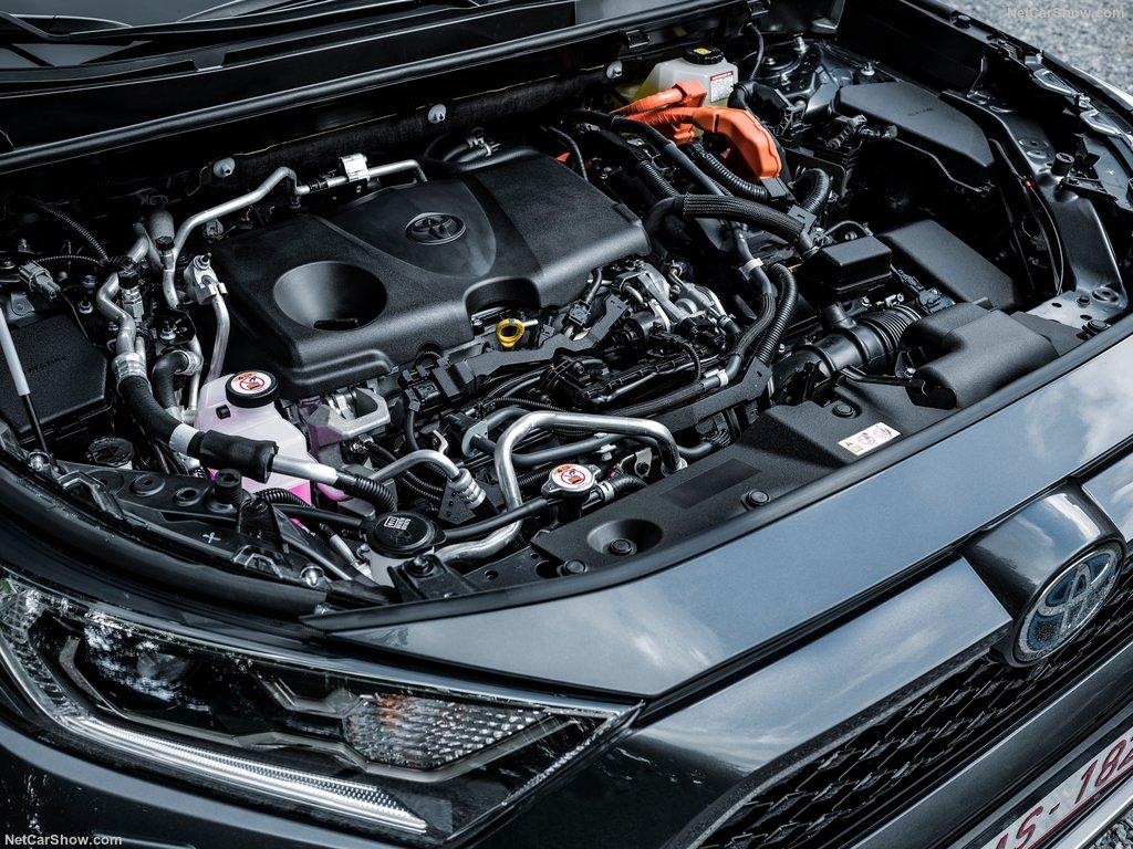 تویوتا RAV4 هیبرید مدل 2021 تویوتا راوفور تویوتا روفور