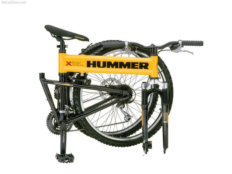 دوچرخه هامر