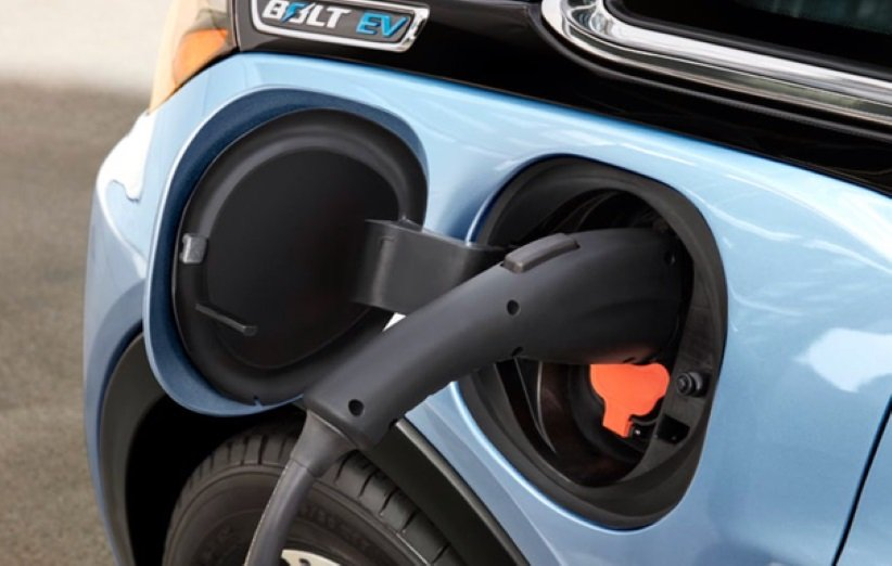 ایستگاه شارژ خودروی برقی