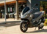 ویدئو موتورسیکلت هوندا PCX