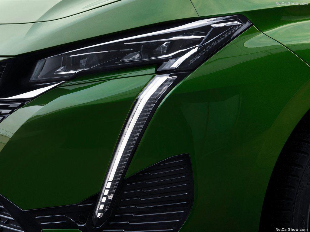 خودرو پژو 308 مدل 2022 را ببینید