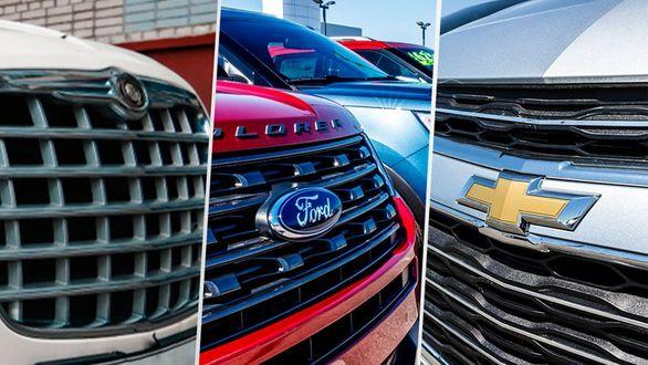 صنعت خودرو آمریکا خوابید
