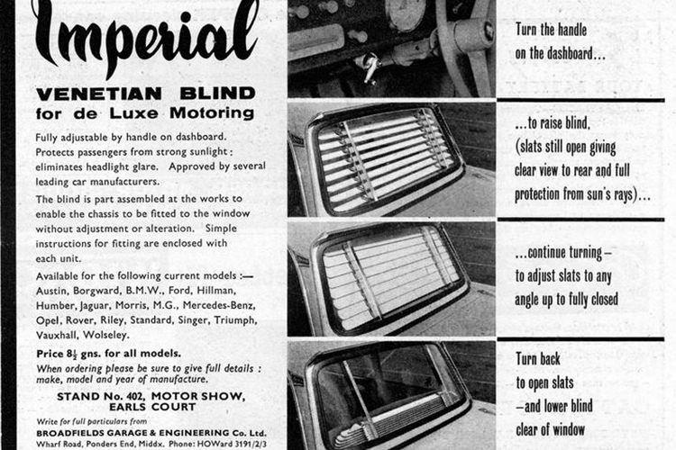 Imperial Venetian blind