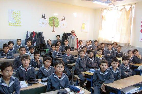 اعلام وضعیت دایر بودن مدارس در ششم و هشتم آبان