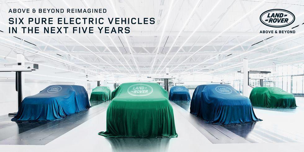 جدول زمانی برای ساخت خودروهای EV
