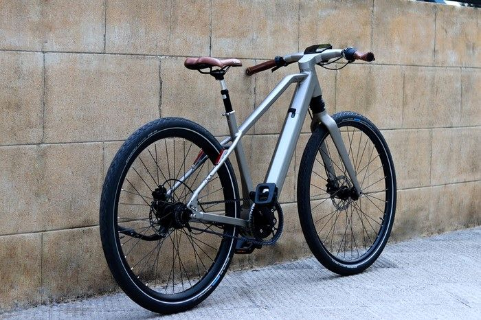 Calamus One e-bike