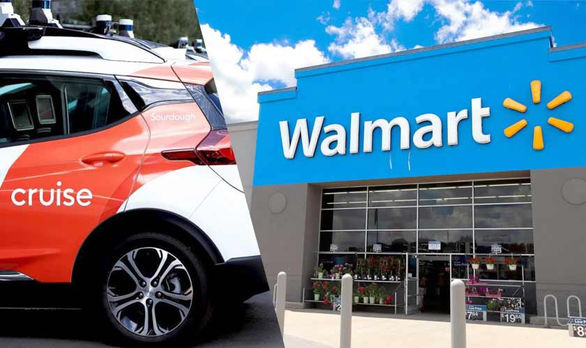 سرمایه گذاری بزرگ ترین فروشگاه زنجیره ای دنیا روی خودروهای خودران