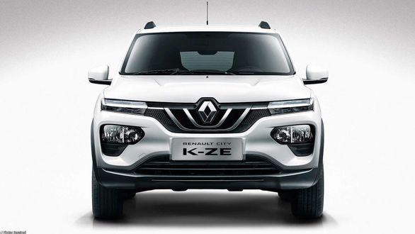 آغاز فروش رنو K-ZE | خودروی ارزان برقی