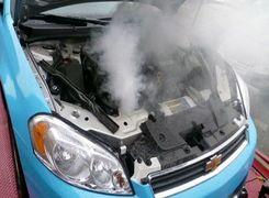 چرا ماشین داغ می شود؟