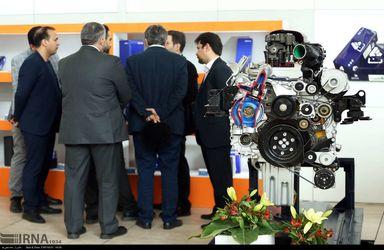 سومین نمایشگاه خودرو تهران (1)