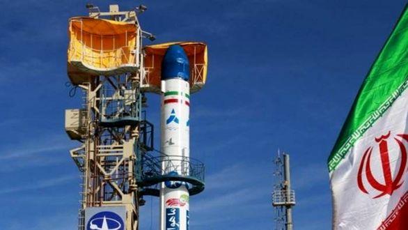 ماهواره جدید ایرانی به فضا رفت