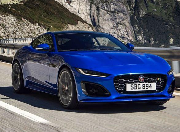 جگوار F-Type مدل 2021 رونمایی شد