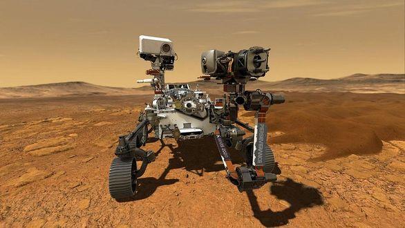 نگاهی به خودروی خودروی جدید ناسا