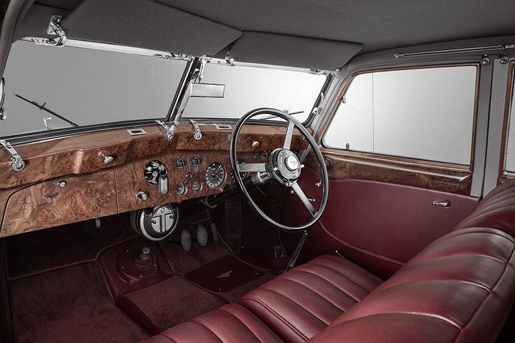 بنتلی کورنیش / Bentley Courniche