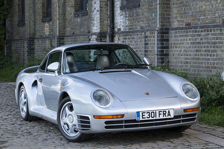 پورشه / Porsche 959