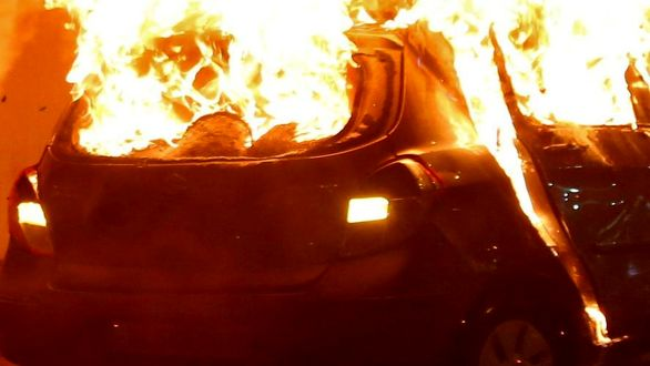 مشکل عجیب آتش گرفتن خودرو در روزهای کرونایی