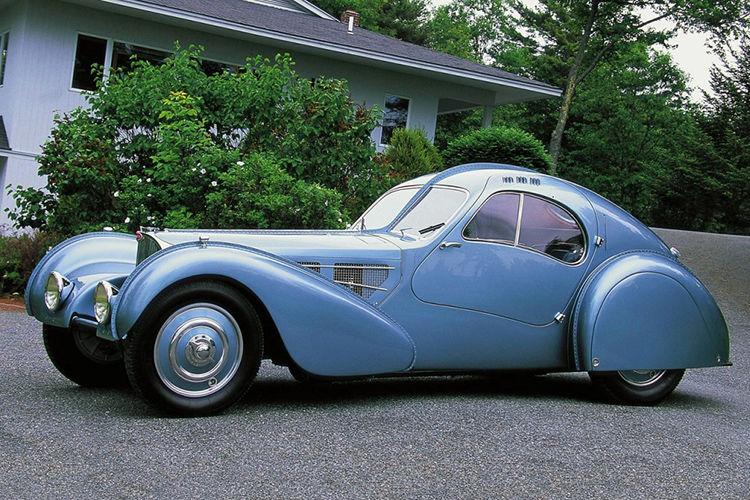 Bugatti Type 57SC Atlantiс