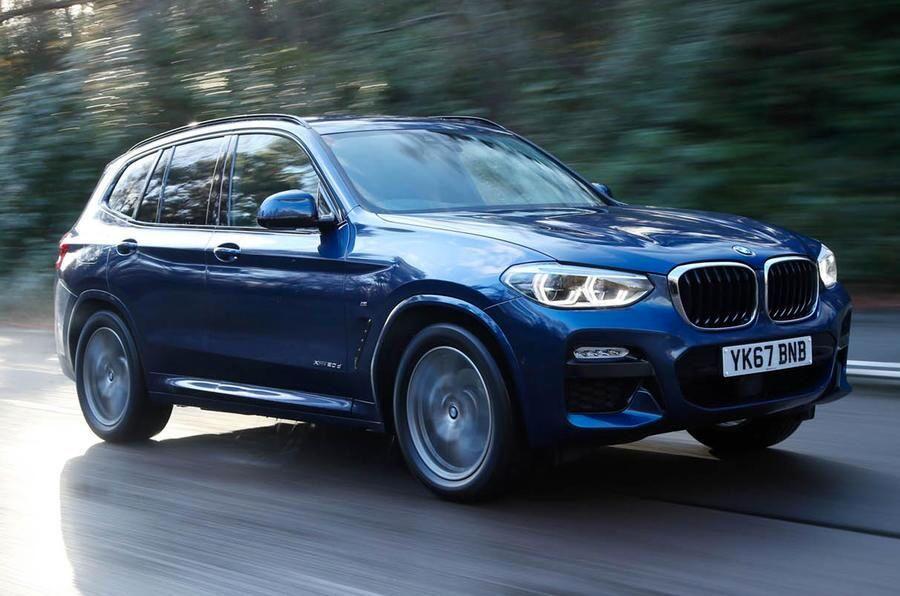 اتومبیل BMW X3؛ الماسی میان شاسیبلندها
