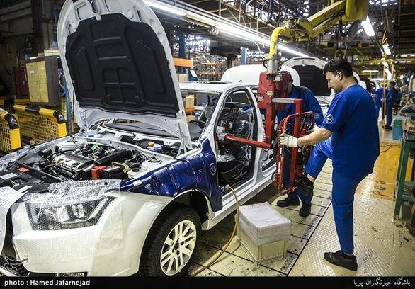 تلاش ایران خودرو برای پیشگامی در «جهش تولید» در سال 99