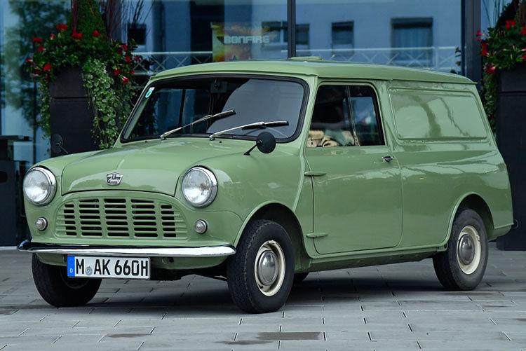 mini classic van