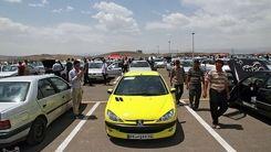 میزان کاهش و افزایش امروز قیمت خودروها / افزایش 1 میلیون تومانی پژو 207