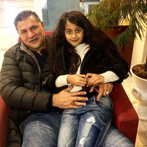 دختر علی دایی ورزشکار چه رشته ای است؟
