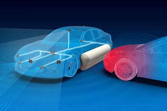 ایربگ های بیرونی خودرو منجی آینده