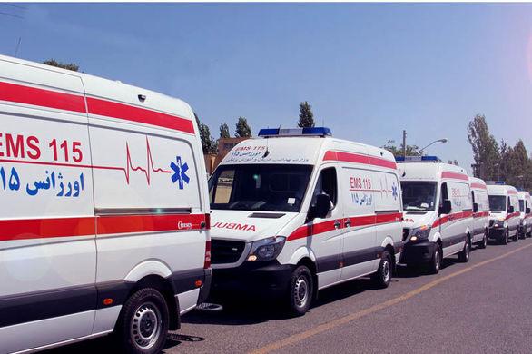 سهمیه بنزین آمبولانس ها چقدر است؟