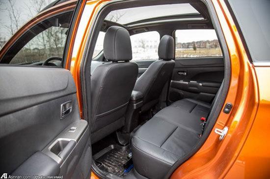 میتسوبیشی RVR مدل ۲۰۲۰ معرفی شد