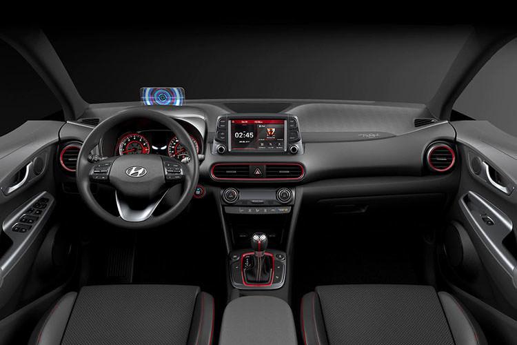 Hyundai Kona crossover / کراساور هیوندای کنا آیرون من