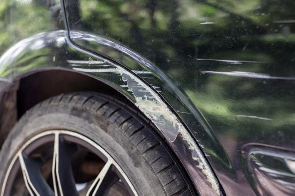 روش های ساده از بین بردن خط و خش بدنه خودرو