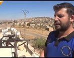 مهندس سوری برای دفاع از روستای خود مسلسل خاص ساخت + عکس
