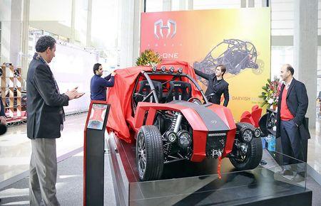 عجیب ترین محصول نمایشگاه خودرو تهران