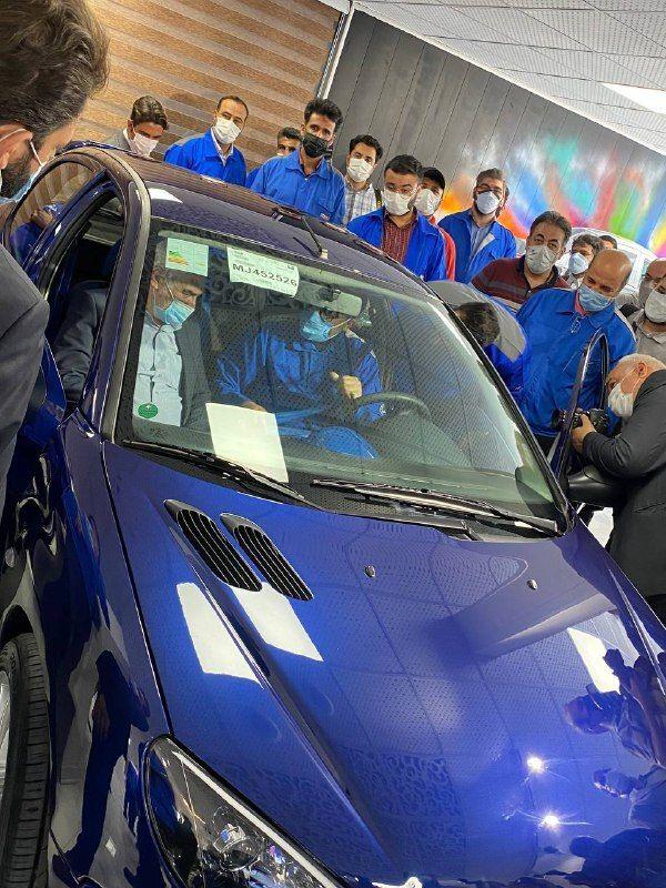 اولین تصاویر از خودروهای داخلی پس از تیونینگ
