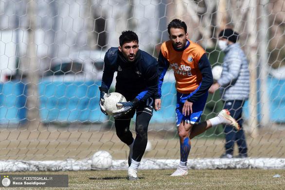 آخرین امید دروازه بان جدا شده از استقلال برای حضور در لیگ قهرمانان آسیا