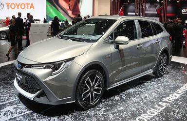 نمایشگاه خودرو ژنو 2019