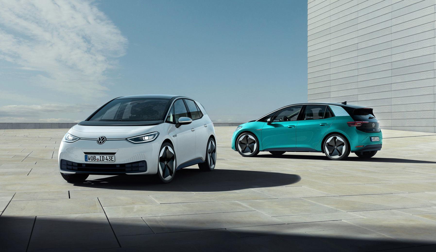 تولید 1.5 میلیون خودروی الکتریکی فولکس واگن تا سال 2025