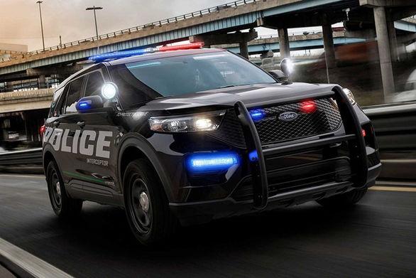 خودروی عجیب پلیس آمریکا برای بازداشت مهاجران غیرقانونی