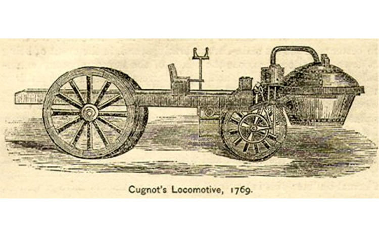 Nicolas-Joseph Cugnot car
