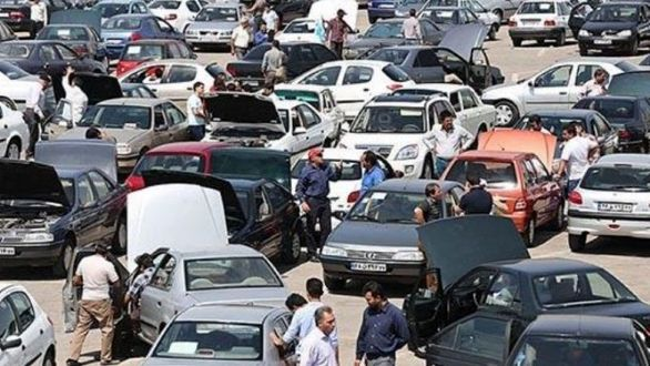 سود 12000 میلیاردی دلالان از بازار خودرو