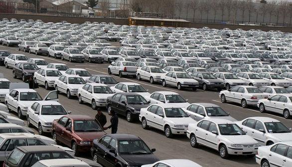 انبار خودروسازان خالی تر شد