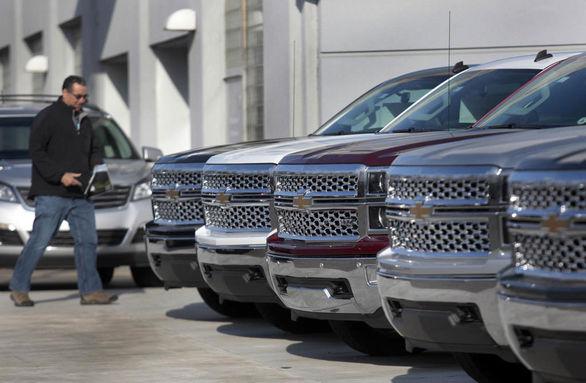 بازار خودرو آمریکا در دستان شاسی بلندها