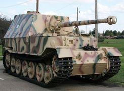 وقتی پورشه برای ارتش آلمان تانک می ساخت
